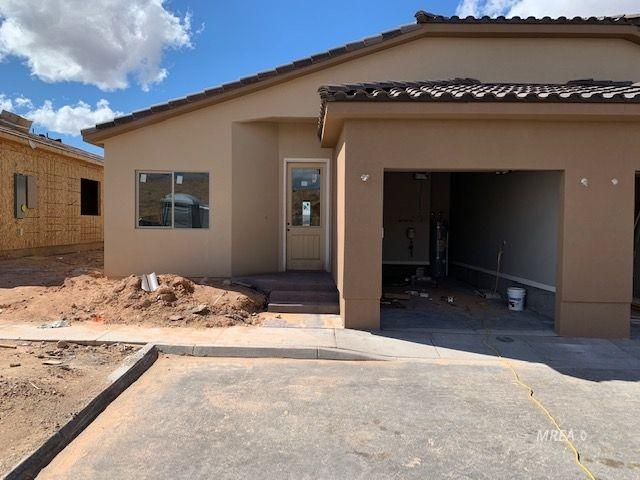 460 Haley Way, Mesquite, NV 89027 (MLS #1119861) :: RE/MAX Ridge Realty