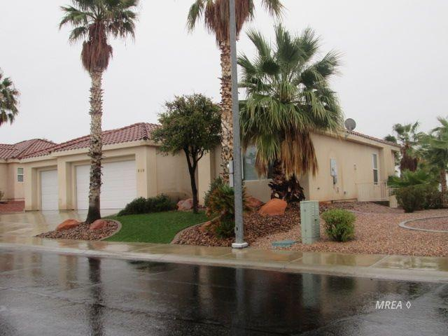 630 Mountain View, Mesquite, NV 89027 (MLS #1119890) :: RE/MAX Ridge Realty