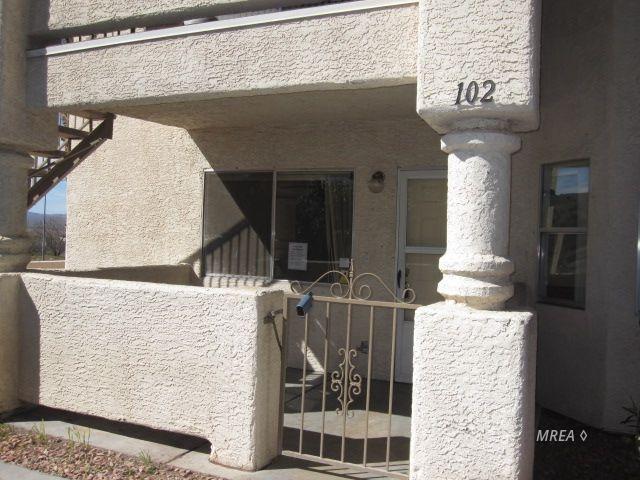 481 Mesa Blvd #102, Mesquite, NV 89027 (MLS #1120077) :: RE/MAX Ridge Realty