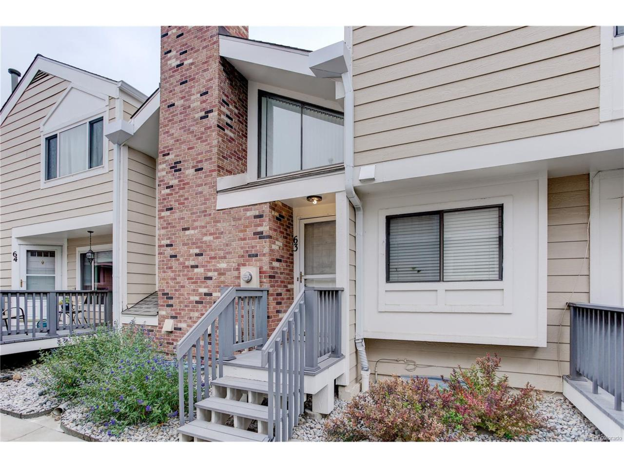 6725 W 84th Way #63, Arvada, CO 80003 (MLS #1528794) :: 8z Real Estate
