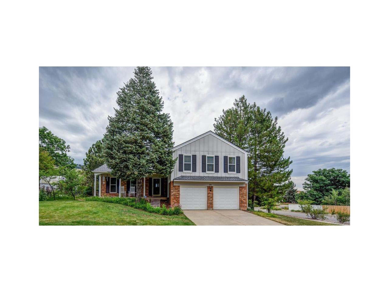 251 Kimball Avenue, Golden, CO 80401 (MLS #1529681) :: 8z Real Estate