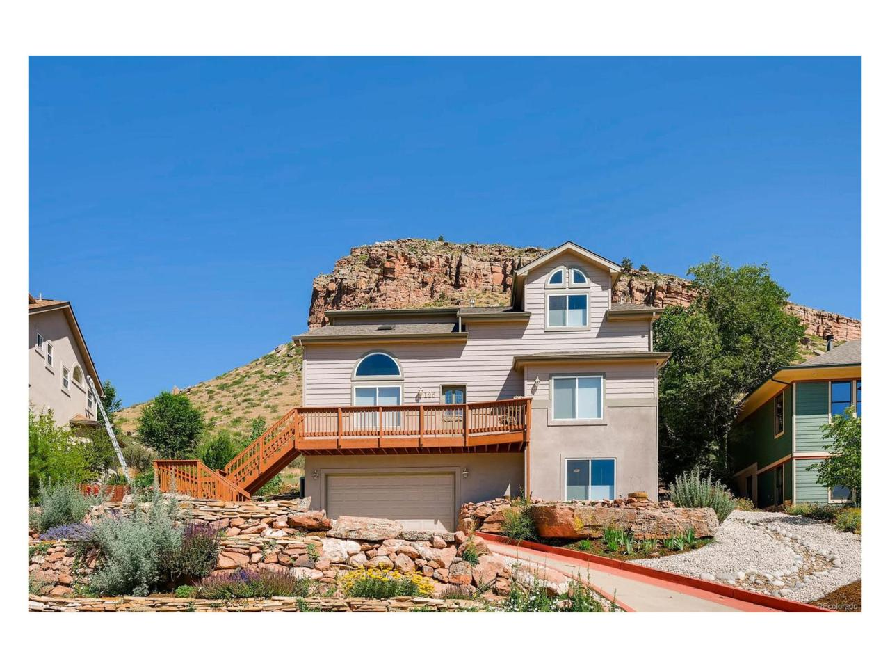 125 Eagle Canyon Circle, Lyons, CO 80540 (MLS #1537115) :: 8z Real Estate