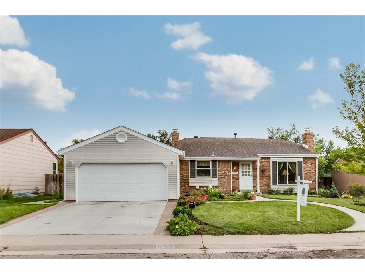 17110 E Progress Circle, Centennial, CO 80015 (MLS #1546469) :: 8z Real Estate