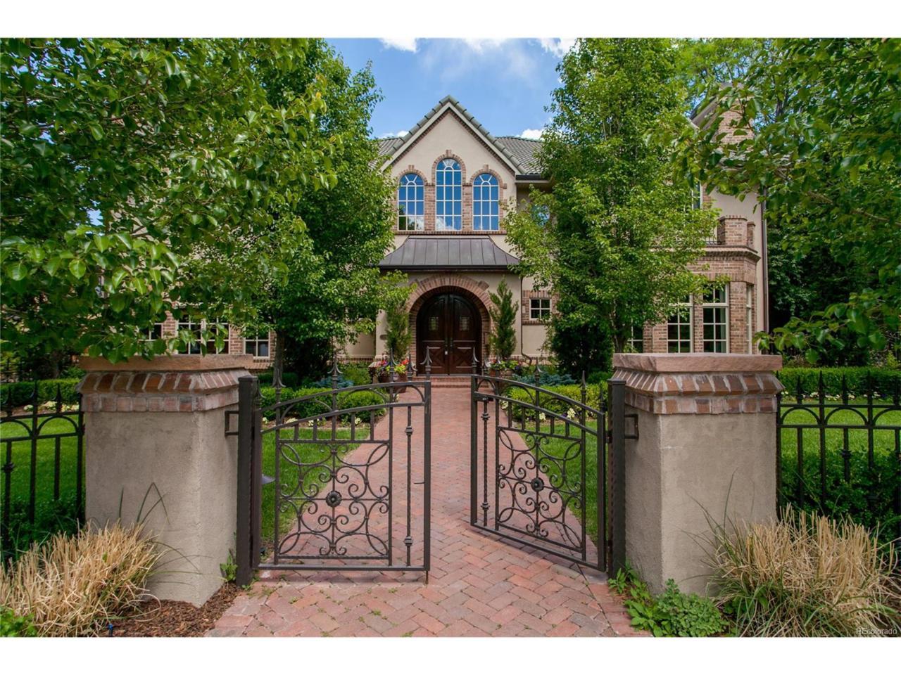 350 Eudora Street, Denver, CO 80220 (MLS #1572775) :: 8z Real Estate