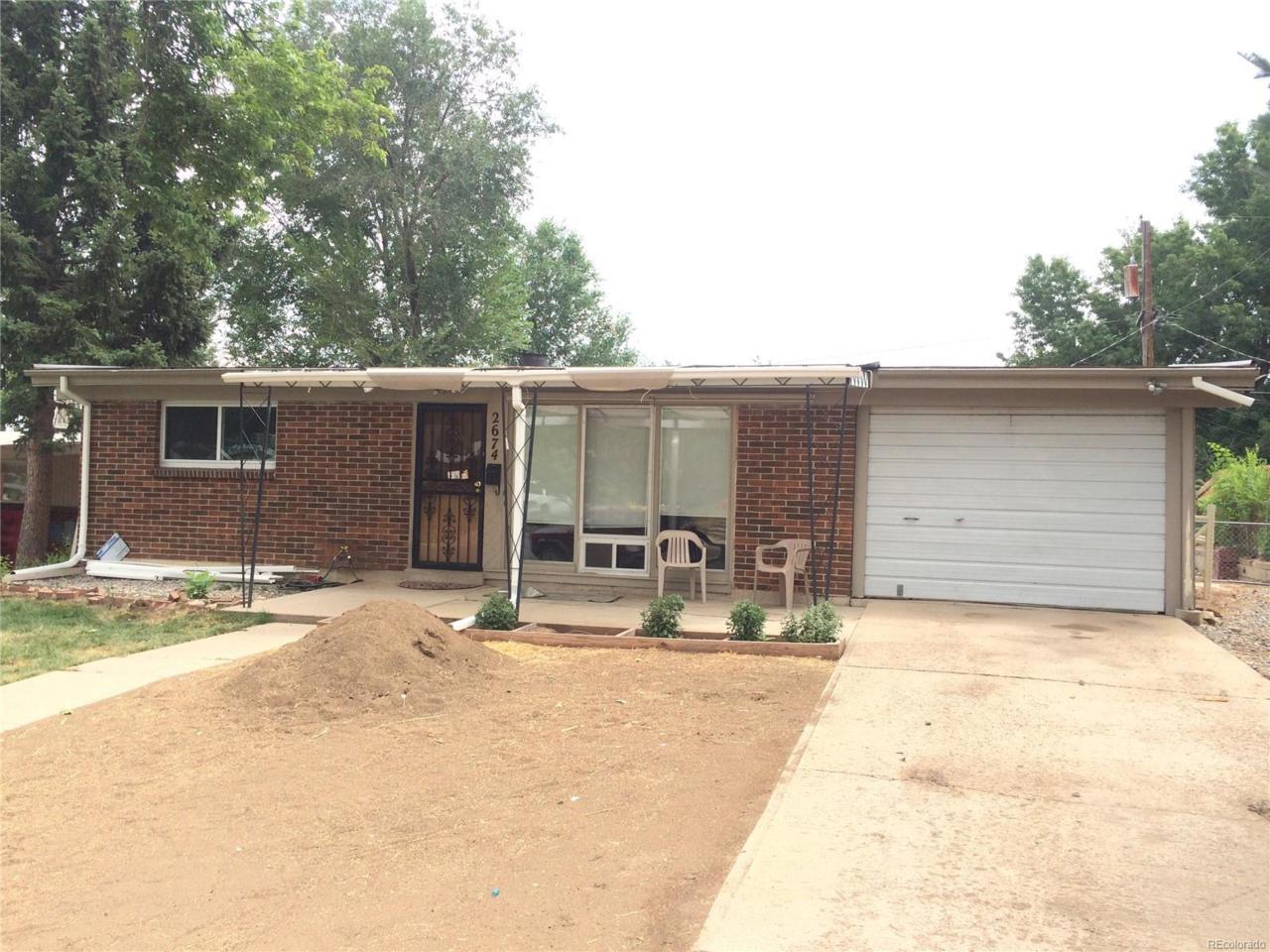 2674 S Patton Court, Denver, CO 80219 (MLS #1583205) :: 8z Real Estate