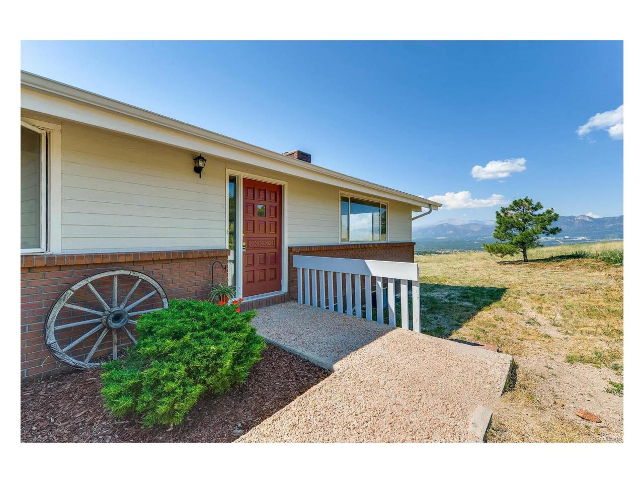 5 Meeker Lane, Colorado Springs, CO 80921 (MLS #1586009) :: 8z Real Estate
