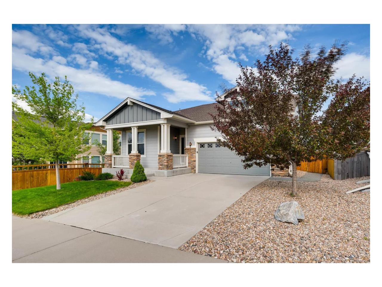 1446 Sky Rock Way, Castle Rock, CO 80109 (MLS #1604820) :: 8z Real Estate