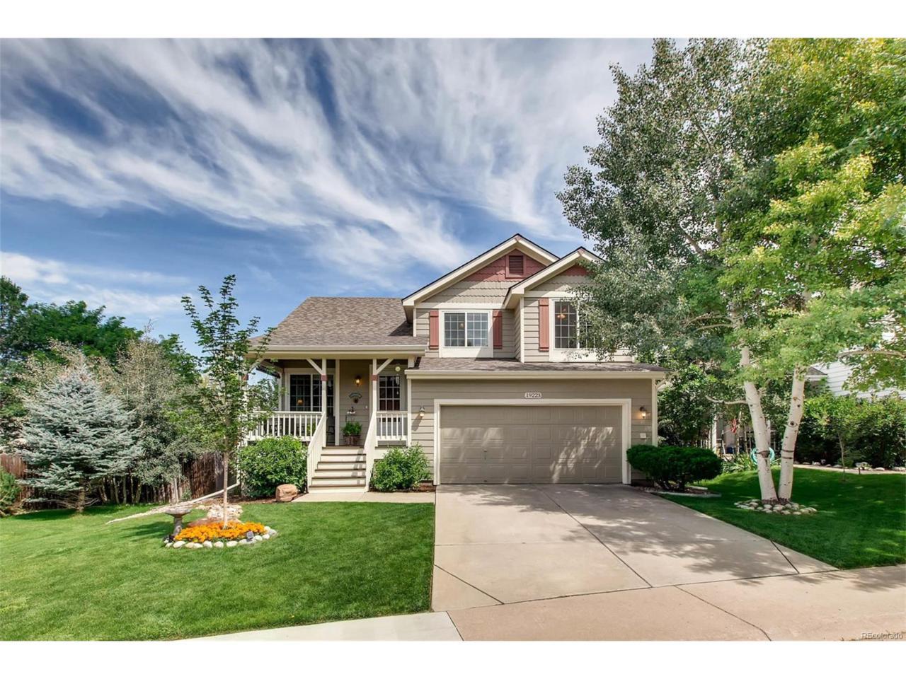 19223 E Molly Avenue, Parker, CO 80134 (MLS #1619740) :: 8z Real Estate