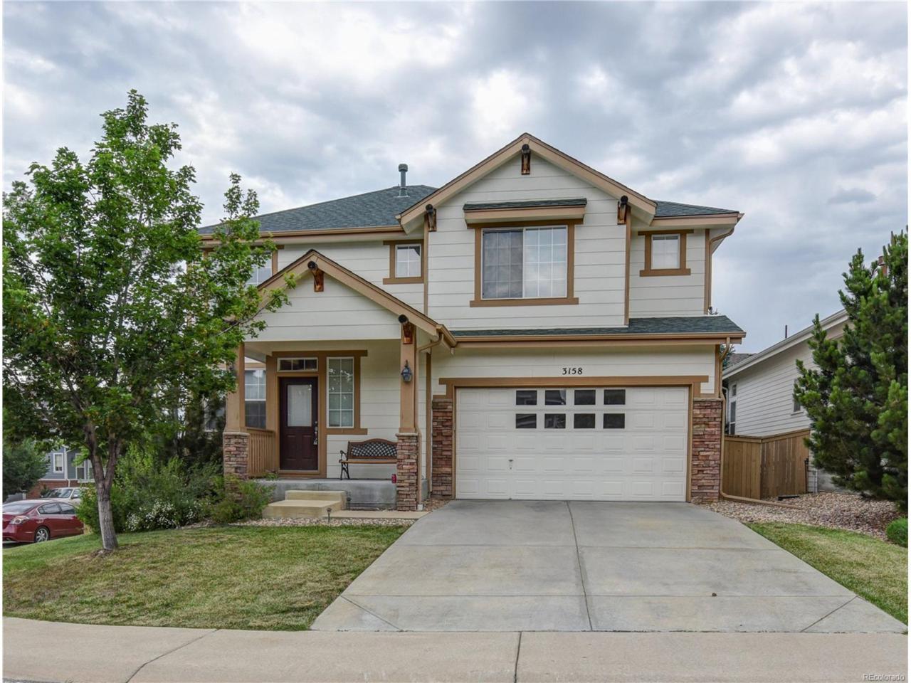 3158 Woodbriar Drive, Highlands Ranch, CO 80126 (MLS #1641126) :: 8z Real Estate