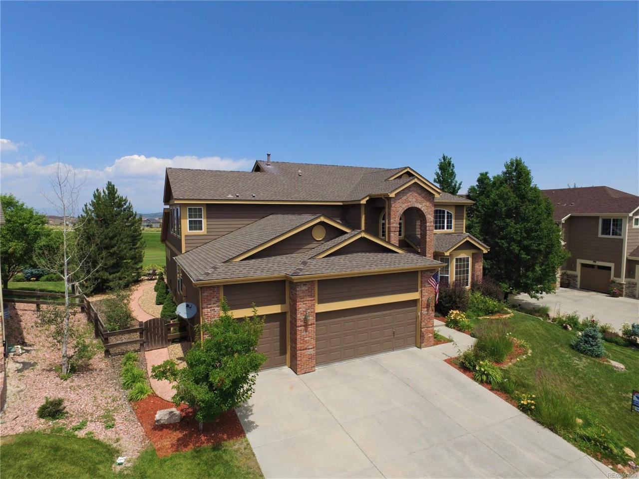 1823 Rosemary Drive, Castle Rock, CO 80109 (MLS #1657807) :: 8z Real Estate