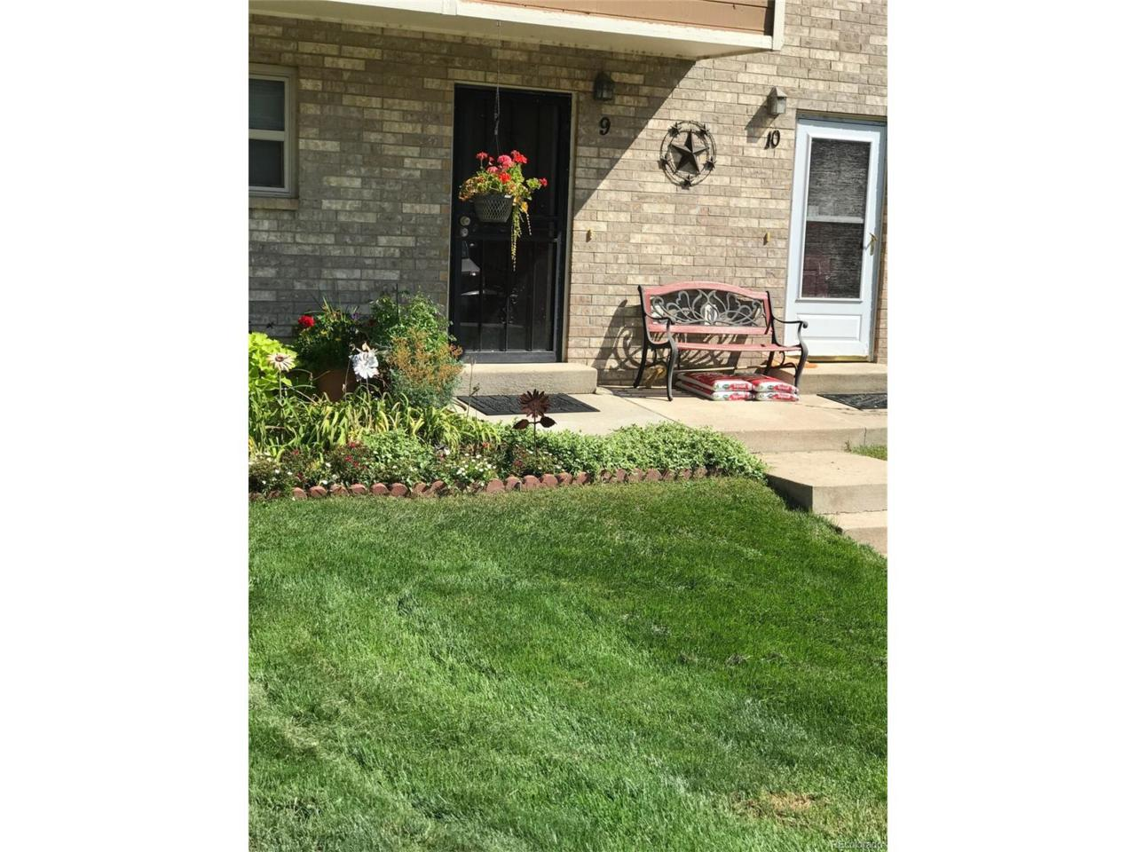 8757 W Cornell Avenue #9, Lakewood, CO 80227 (MLS #1703887) :: 8z Real Estate