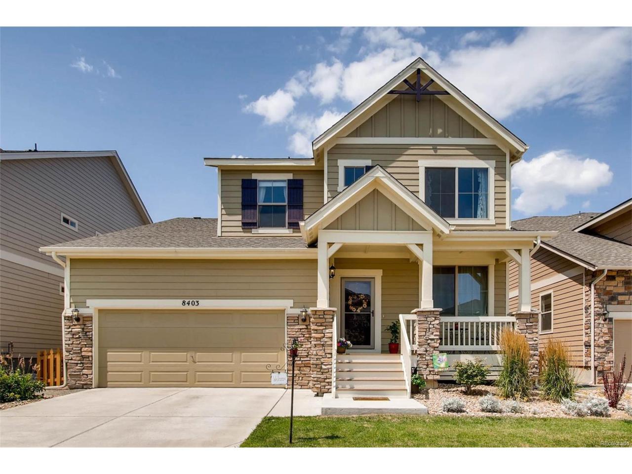 8403 Gladiola Street, Arvada, CO 80005 (MLS #1713438) :: 8z Real Estate