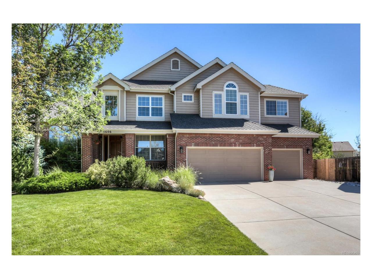5606 S Waco Court, Centennial, CO 80015 (MLS #1754767) :: 8z Real Estate