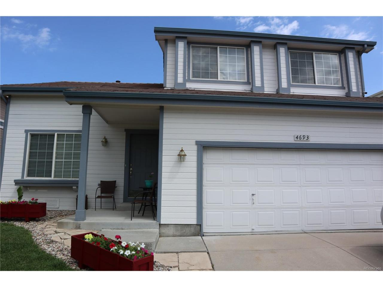 4693 Fenwood Drive, Highlands Ranch, CO 80130 (MLS #1765784) :: 8z Real Estate