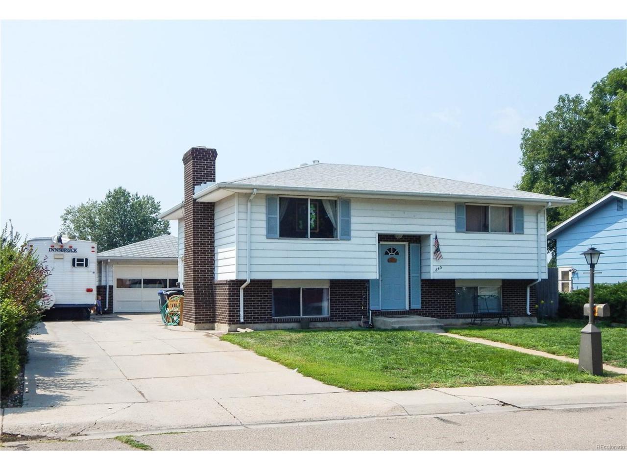 843 E 4th Avenue, Longmont, CO 80504 (MLS #1793946) :: 8z Real Estate