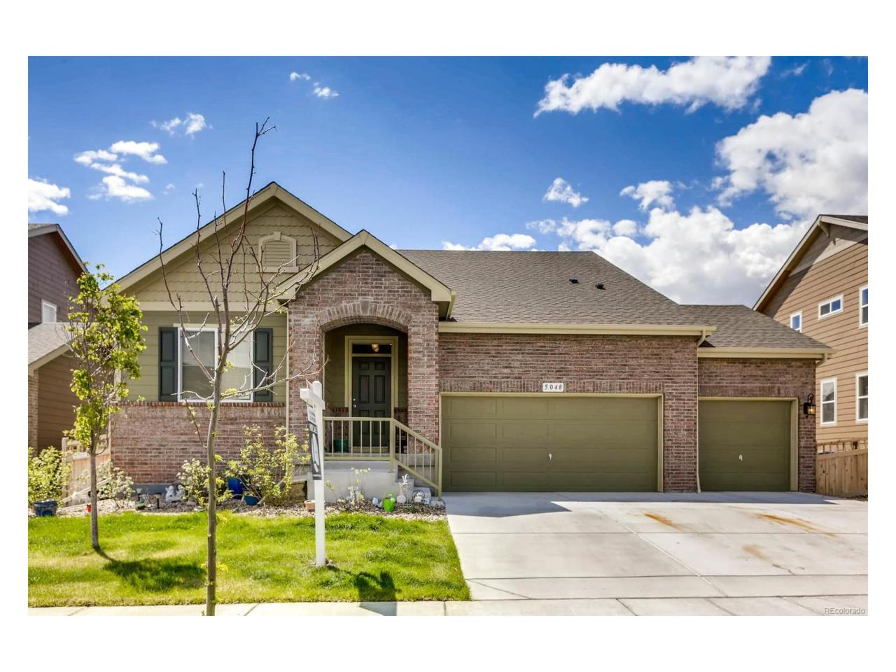 5048 Thistle Drive, Brighton, CO 80601 (MLS #1806926) :: 8z Real Estate