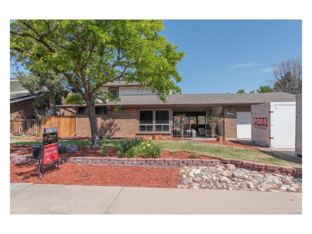 11325 E Vassar Drive, Aurora, CO 80014 (MLS #1829029) :: 8z Real Estate