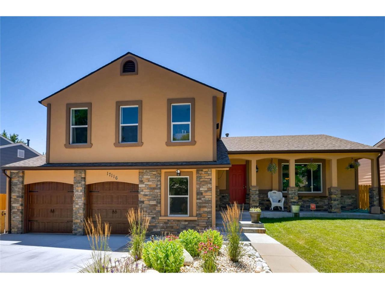 17116 E Pacific Place, Aurora, CO 80013 (MLS #1833165) :: 8z Real Estate
