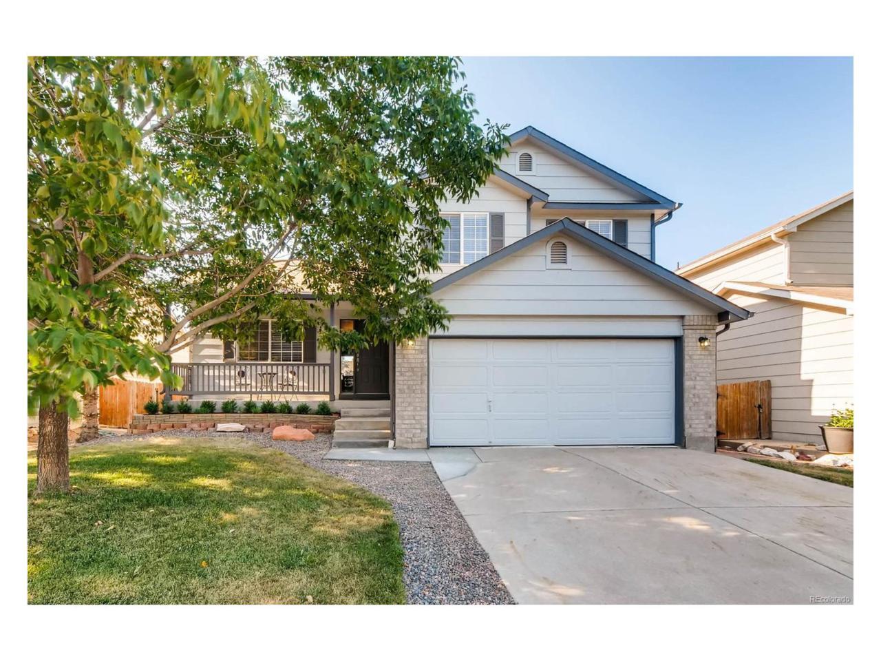4654 E 135th Avenue, Thornton, CO 80241 (MLS #1846205) :: 8z Real Estate