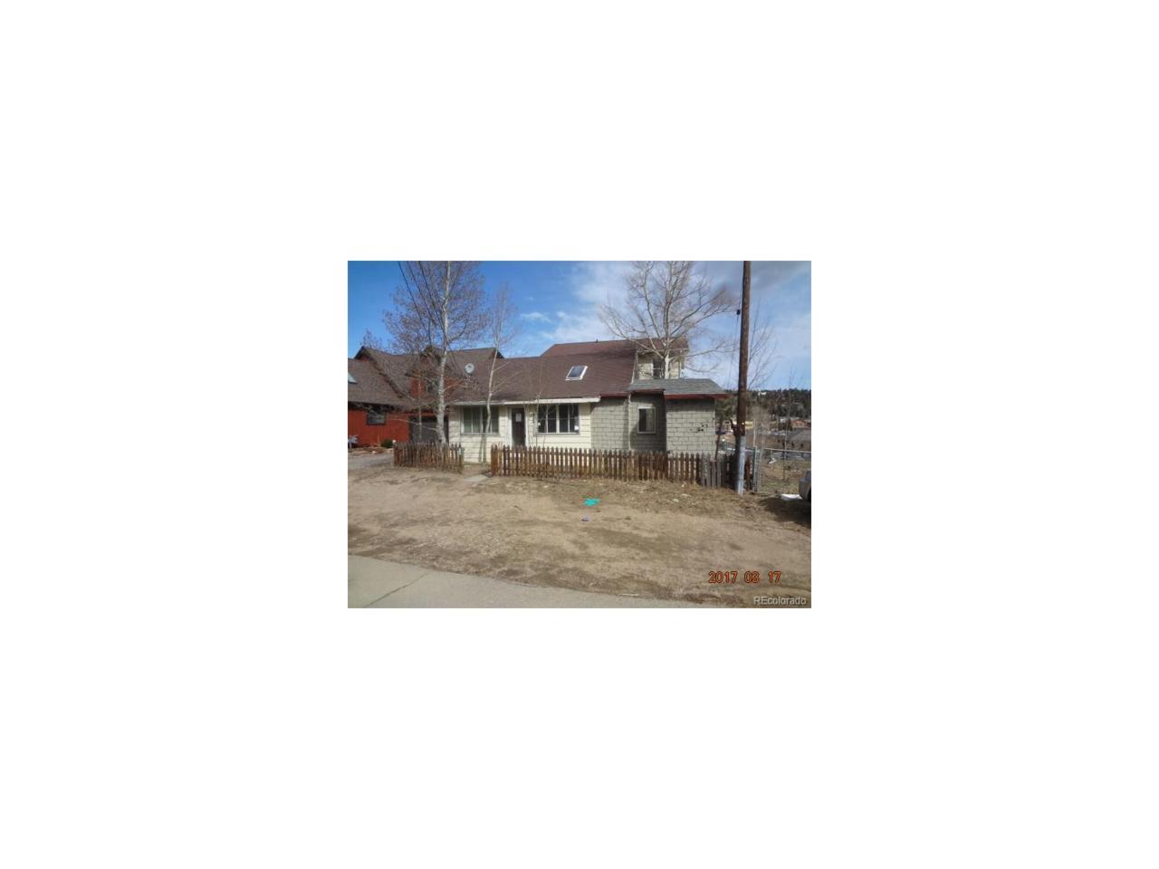 111 W Boulder Street, Nederland, CO 80466 (#1848922) :: Thrive Real Estate Group