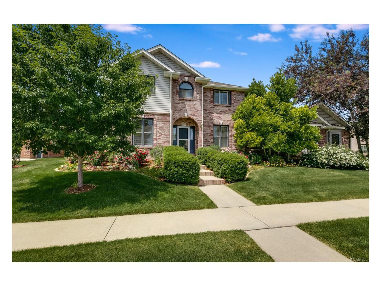 2051 Emerald Drive, Longmont, CO 80504 (MLS #1849704) :: 8z Real Estate