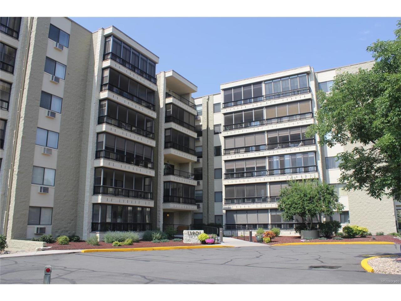 13901 E Marina Drive #312, Aurora, CO 80014 (MLS #1850371) :: 8z Real Estate