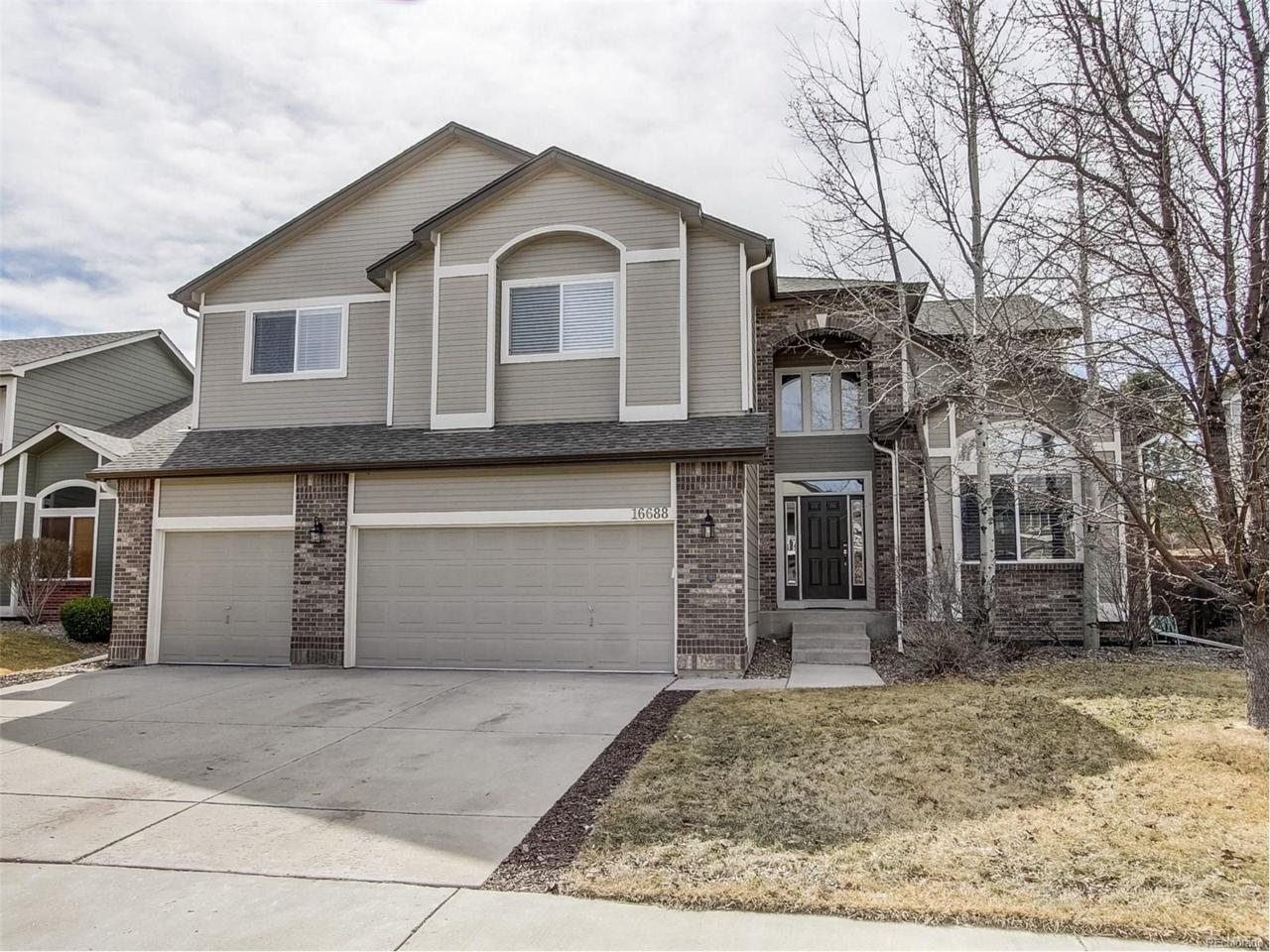 16688 Tin Cup Court, Parker, CO 80134 (MLS #1898686) :: 8z Real Estate