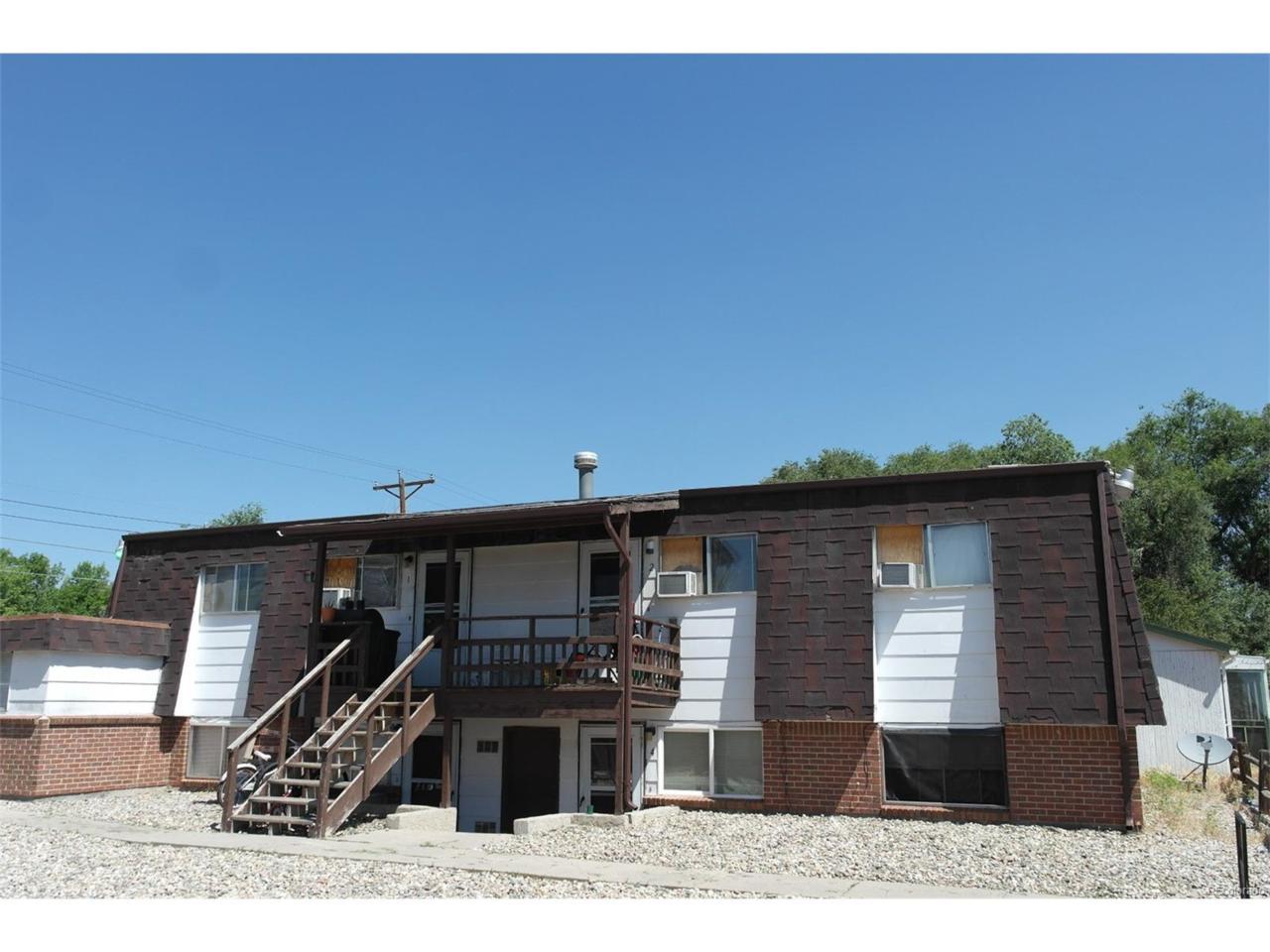 255 N Vine Street, Fountain, CO 80817 (MLS #1912641) :: 8z Real Estate