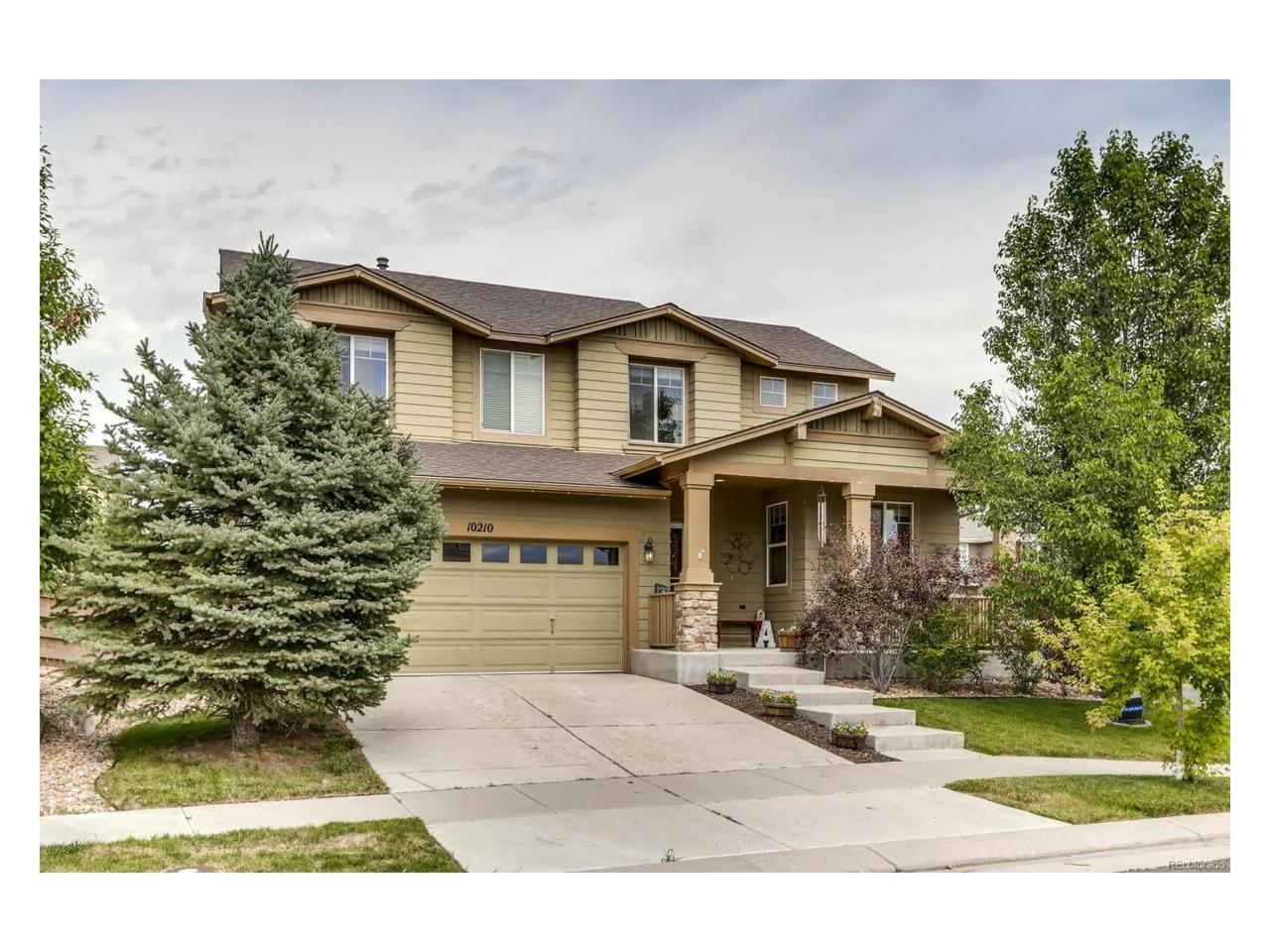 10210 Truckee Way, Commerce City, CO 80022 (MLS #1930376) :: 8z Real Estate