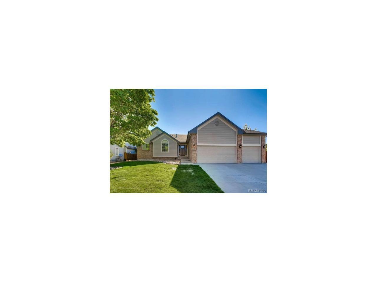 1360 Fox Canyon Lane, Castle Rock, CO 80104 (MLS #1936566) :: 8z Real Estate