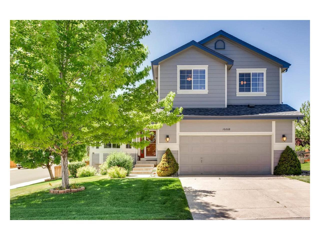10268 Royal Eagle Street, Highlands Ranch, CO 80129 (MLS #1937279) :: 8z Real Estate
