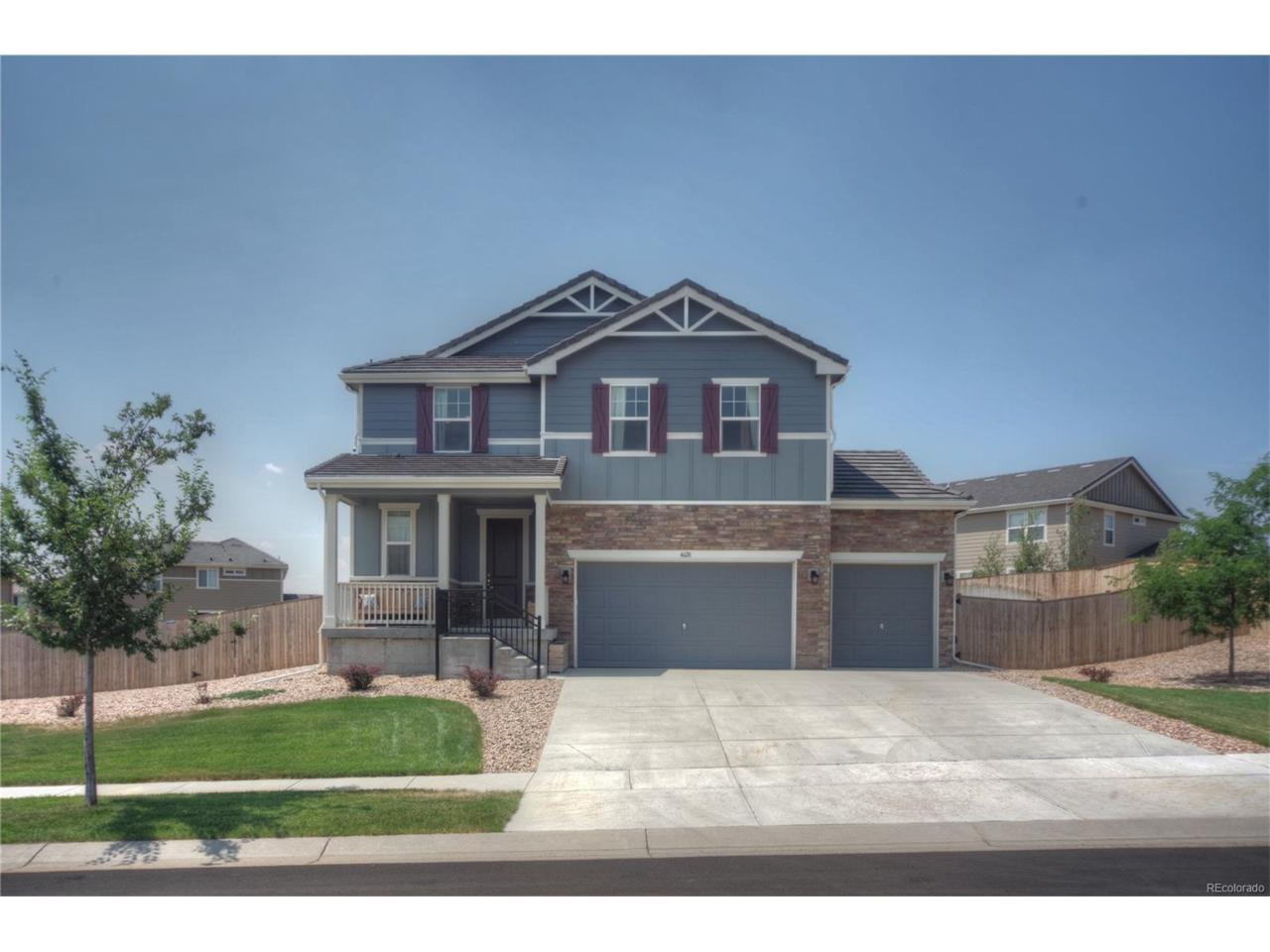 4628 Oxbow Drive, Brighton, CO 80601 (MLS #1937592) :: 8z Real Estate