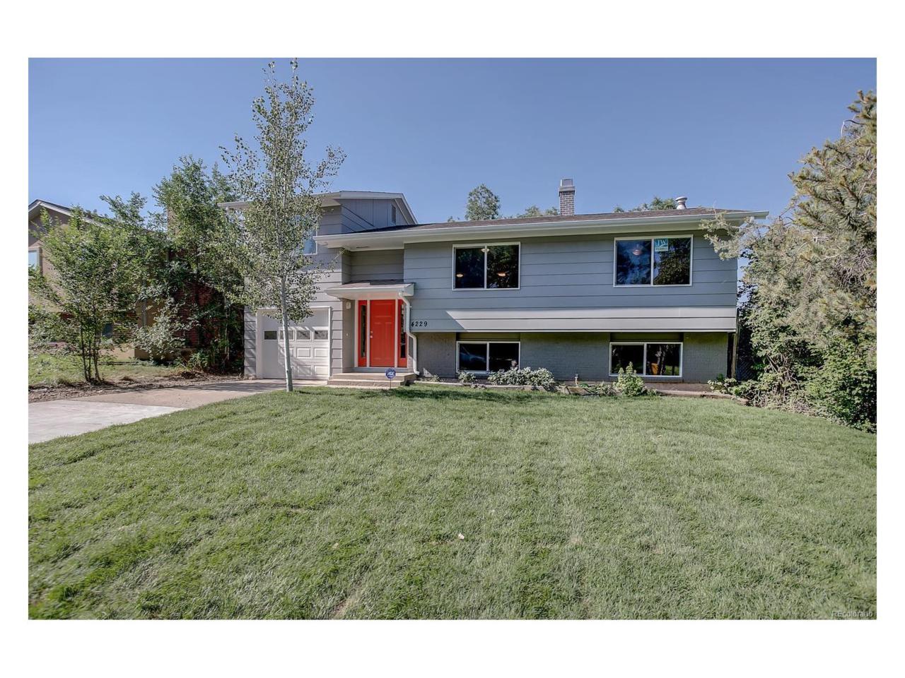 4229 Whittier Drive, Colorado Springs, CO 80910 (MLS #1958588) :: 8z Real Estate