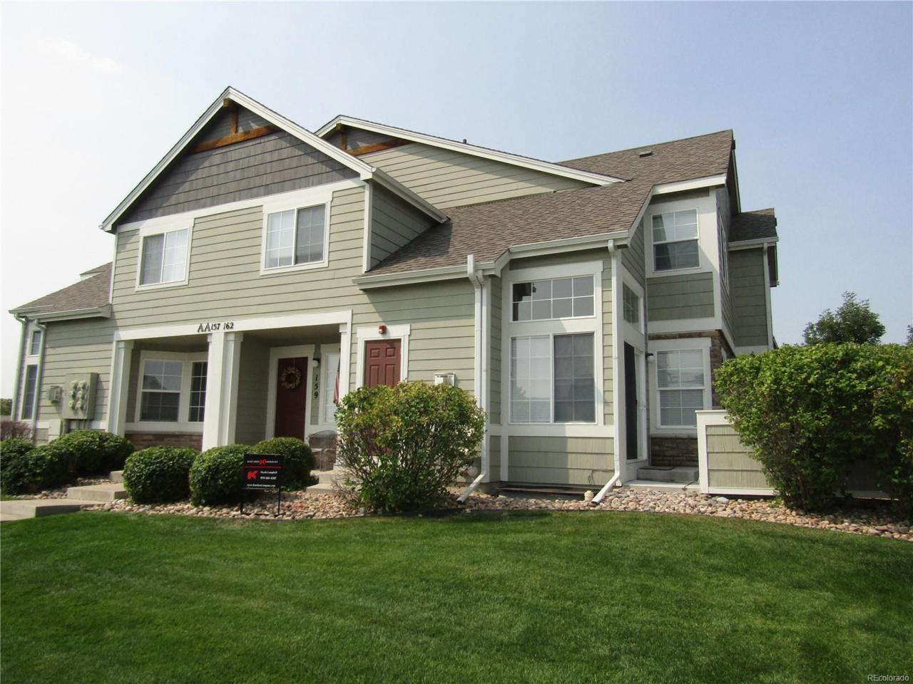 805 Summer Hawk Drive #159, Longmont, CO 80504 (MLS #1984850) :: 8z Real Estate