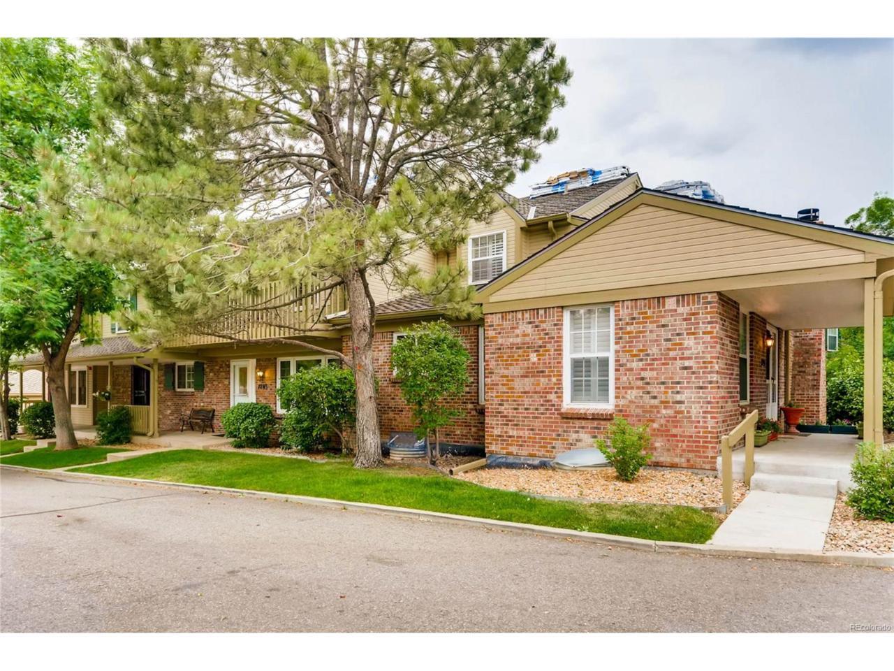 7285 E Bentley Circle, Centennial, CO 80112 (MLS #1986772) :: 8z Real Estate