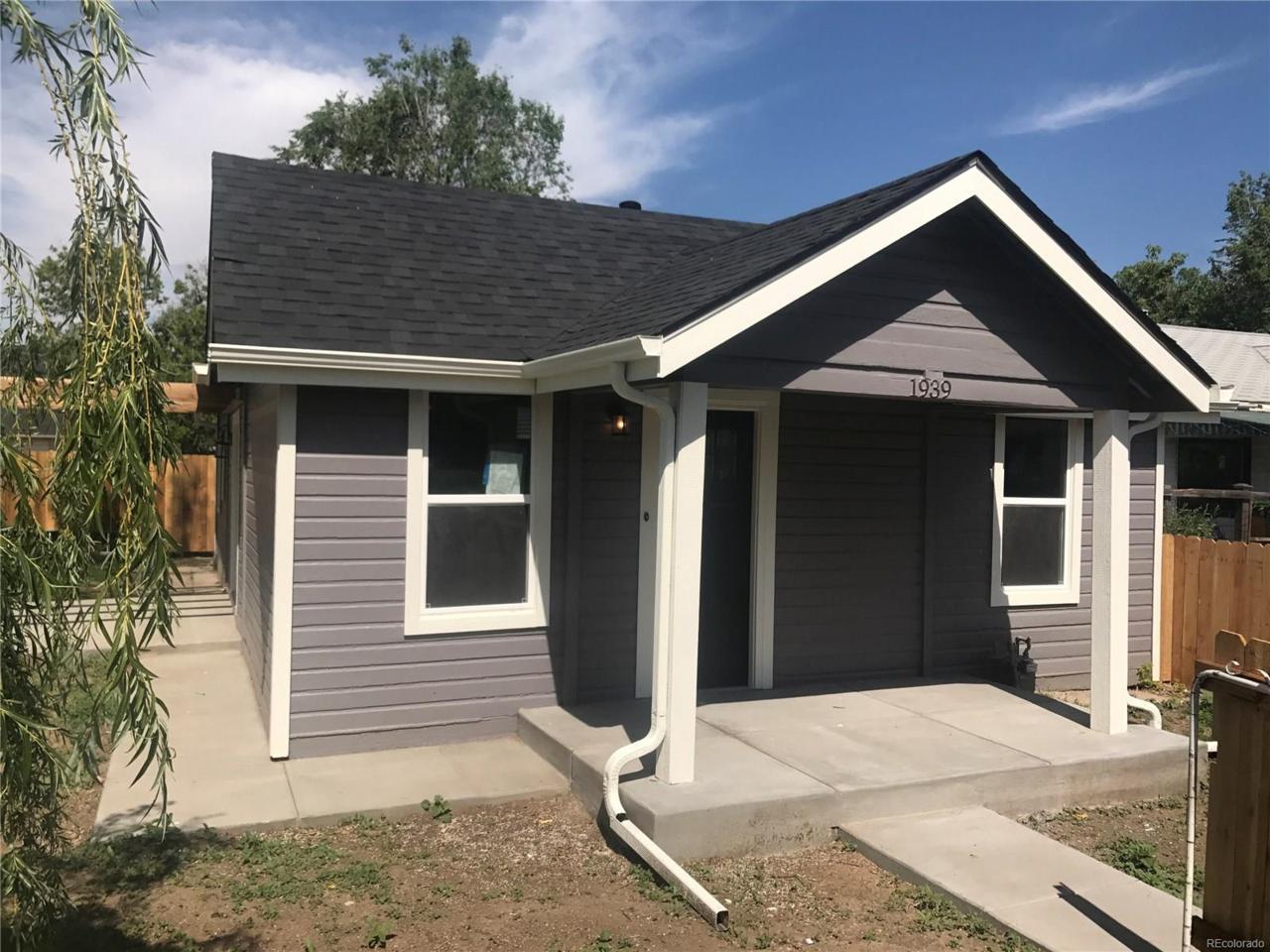 1939 S Fox Street, Denver, CO 80223 (MLS #1991905) :: 8z Real Estate
