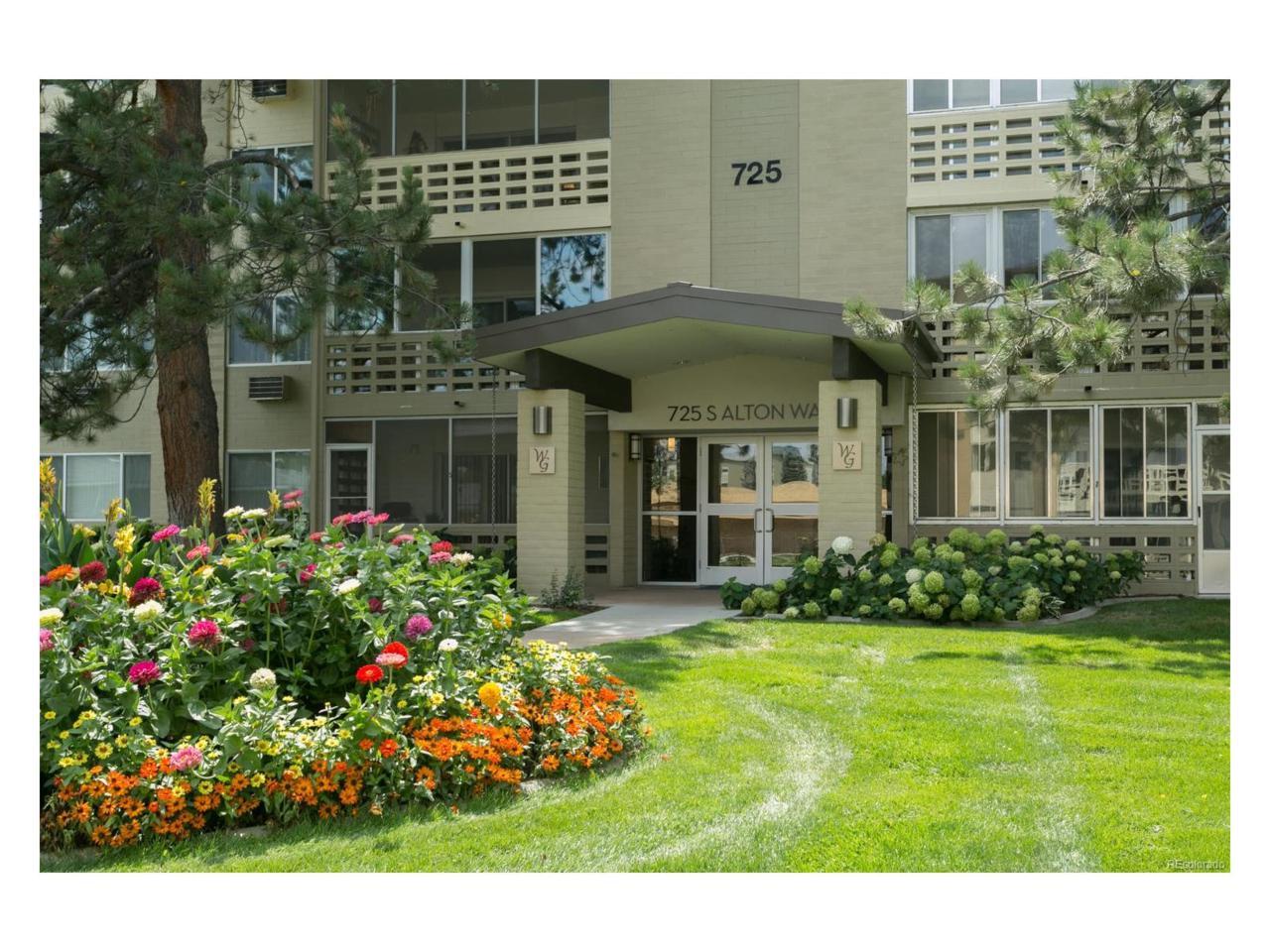 725 S Alton Way 4A, Denver, CO 80247 (MLS #2020343) :: 8z Real Estate
