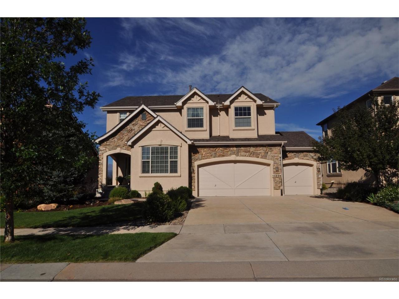 13896 Windy Oaks Road, Colorado Springs, CO 80921 (MLS #2024131) :: 8z Real Estate