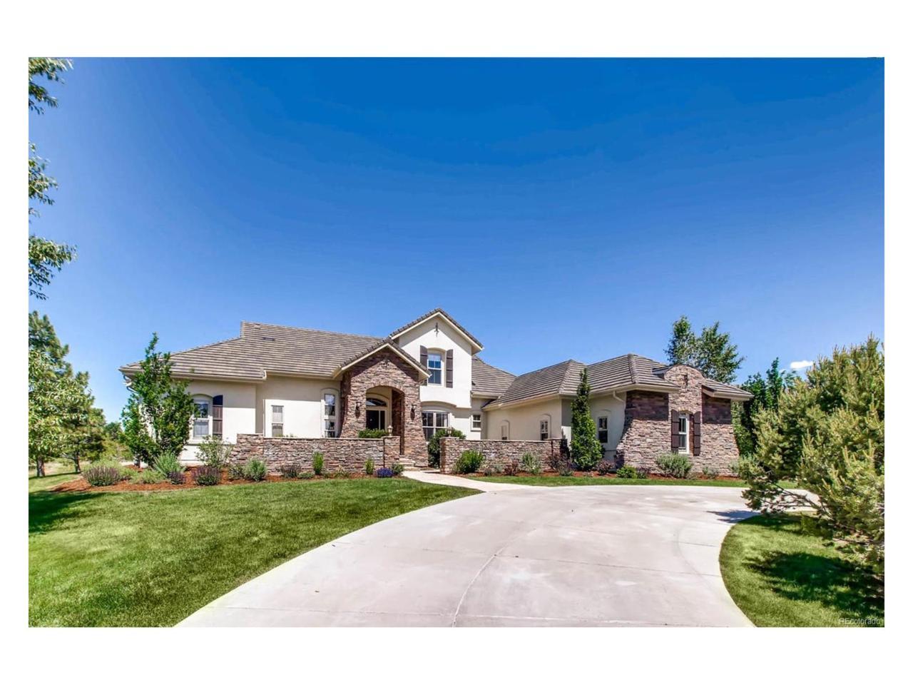 6309 Ellingwood Point Place, Castle Rock, CO 80108 (MLS #2047047) :: 8z Real Estate