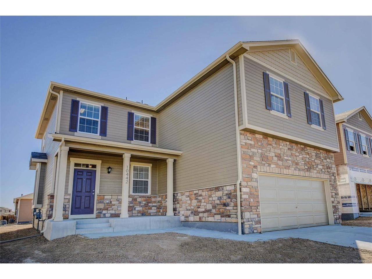 12755 E 104th Place, Commerce City, CO 80022 (MLS #2084067) :: 8z Real Estate
