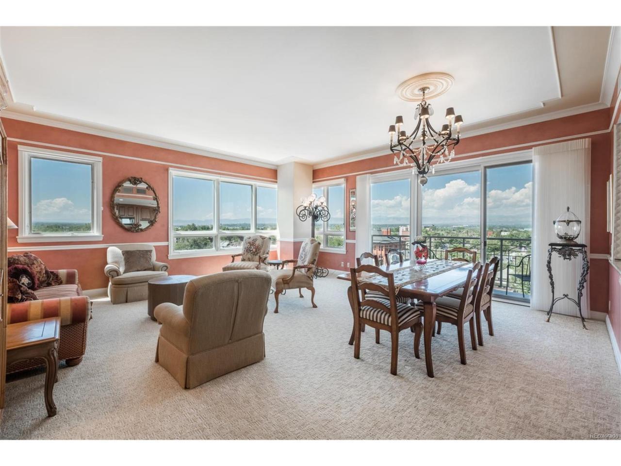 400 E 3rd Avenue #803, Denver, CO 80203 (MLS #2147358) :: 8z Real Estate