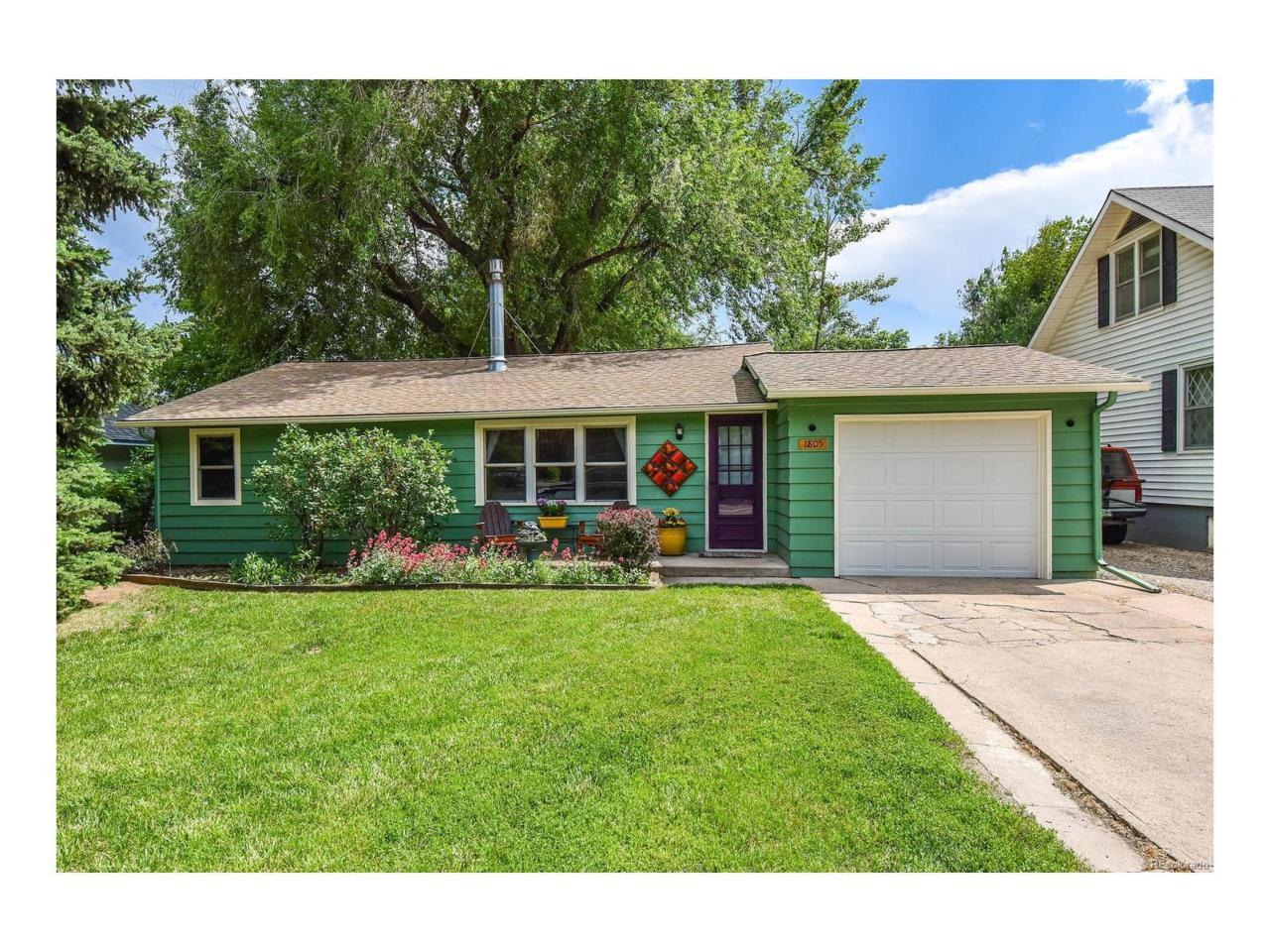 1805 Laporte Avenue, Fort Collins, CO 80521 (MLS #2167085) :: 8z Real Estate