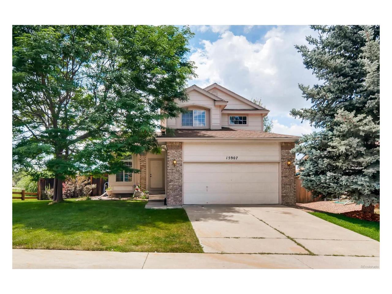 15907 Rock Crystal Drive, Parker, CO 80134 (MLS #2182551) :: 8z Real Estate