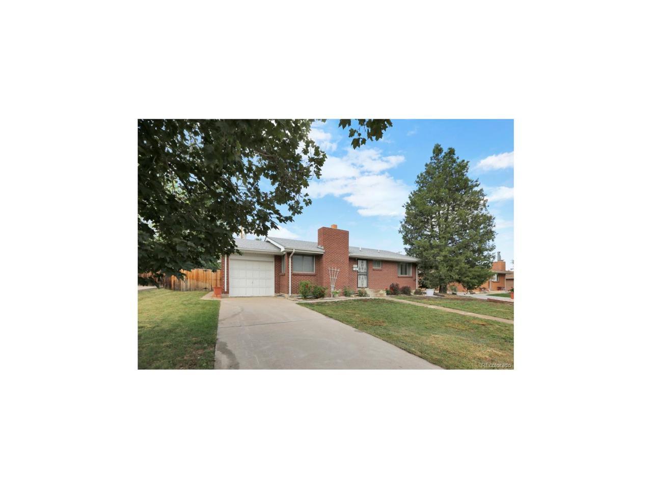7628 Elmwood Lane, Denver, CO 80221 (MLS #2231667) :: 8z Real Estate
