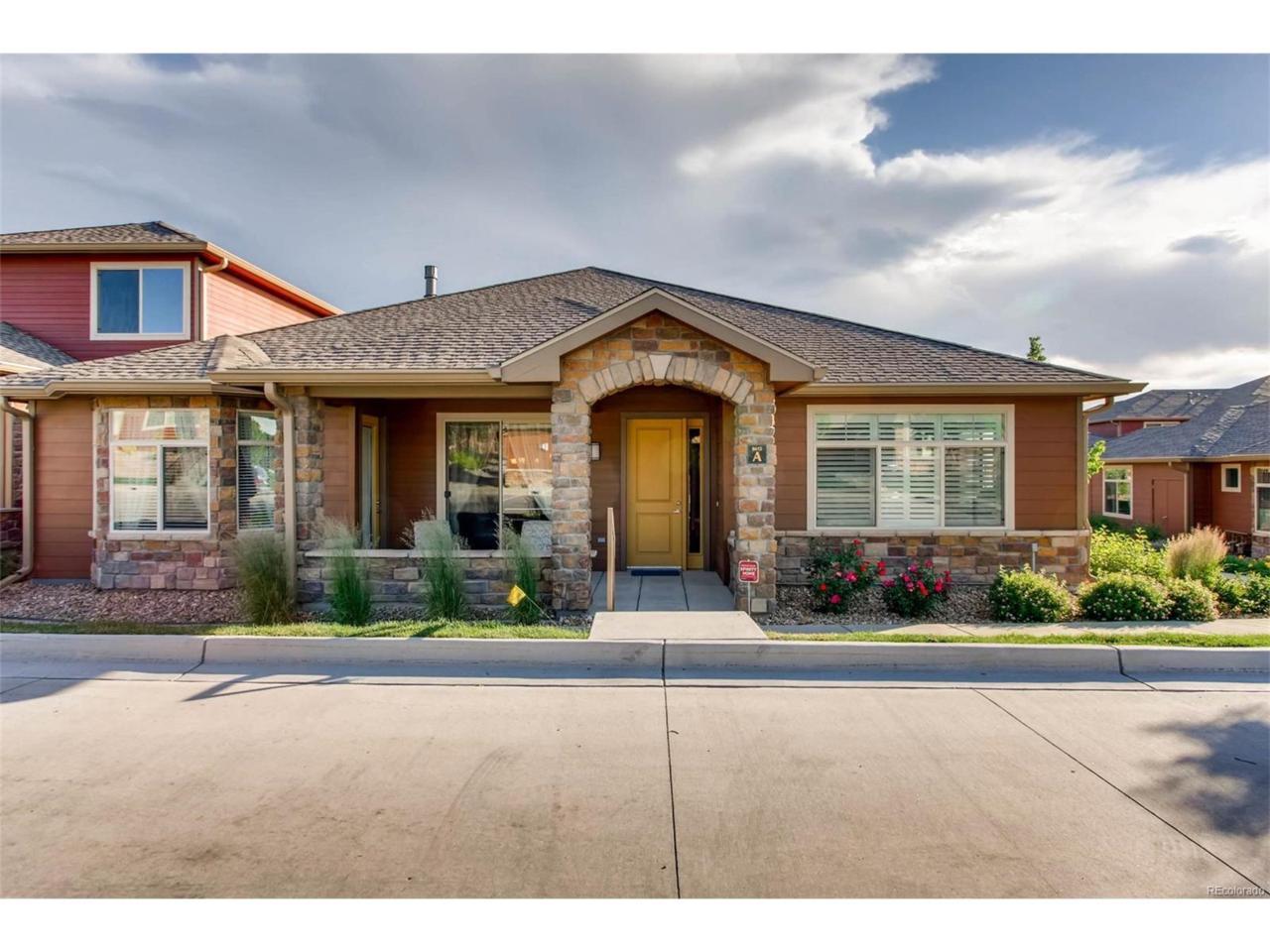 8615 Gold Peak Place A, Highlands Ranch, CO 80130 (MLS #2231779) :: 8z Real Estate