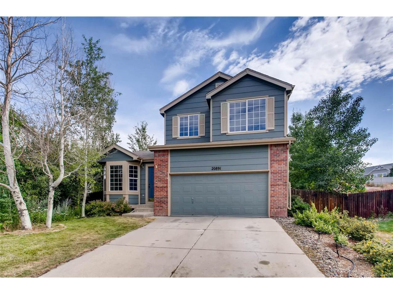 20891 E Kenyon Place, Aurora, CO 80013 (MLS #2237395) :: 8z Real Estate