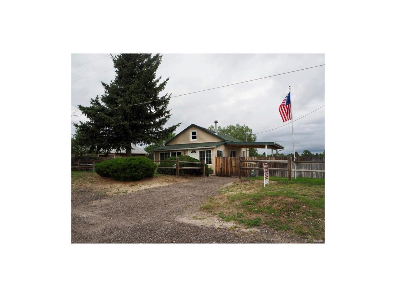 133 E Chestnut Street, Elizabeth, CO 80107 (MLS #2252323) :: 8z Real Estate