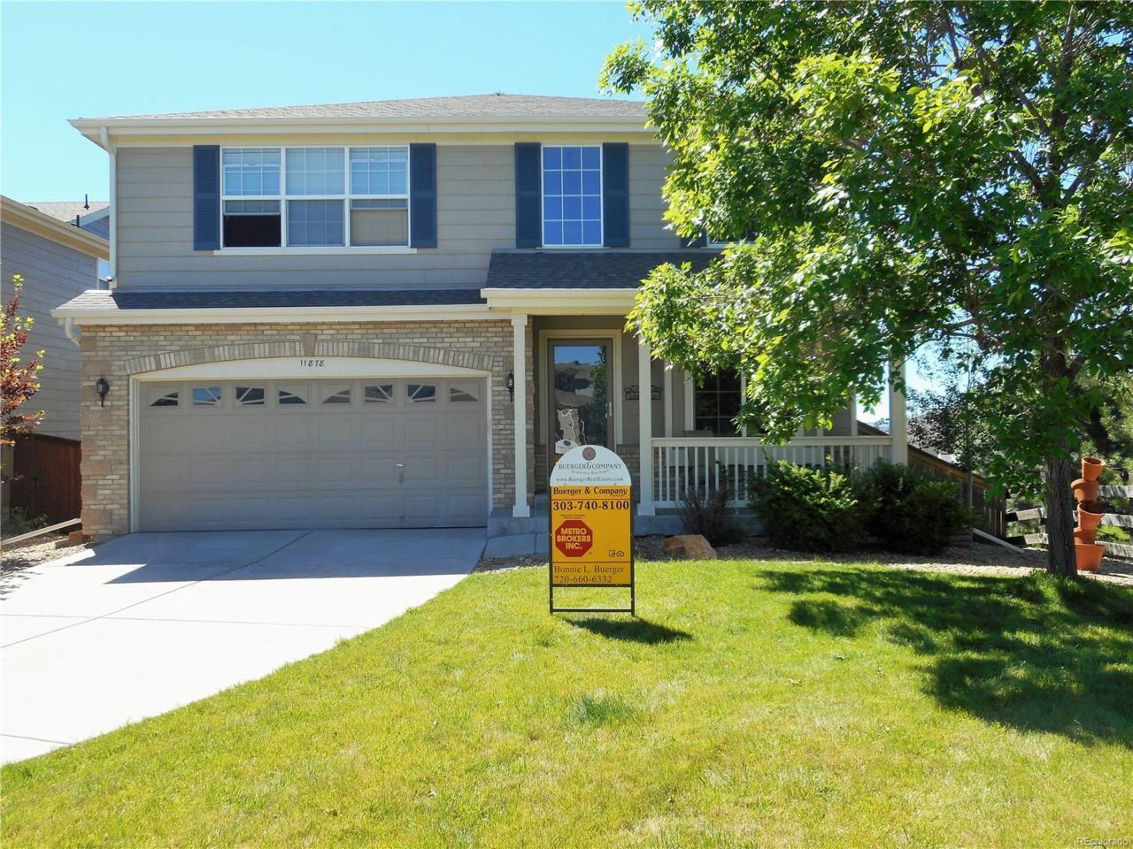 11878 Trail View Lane, Parker, CO 80134 (MLS #2308906) :: 8z Real Estate