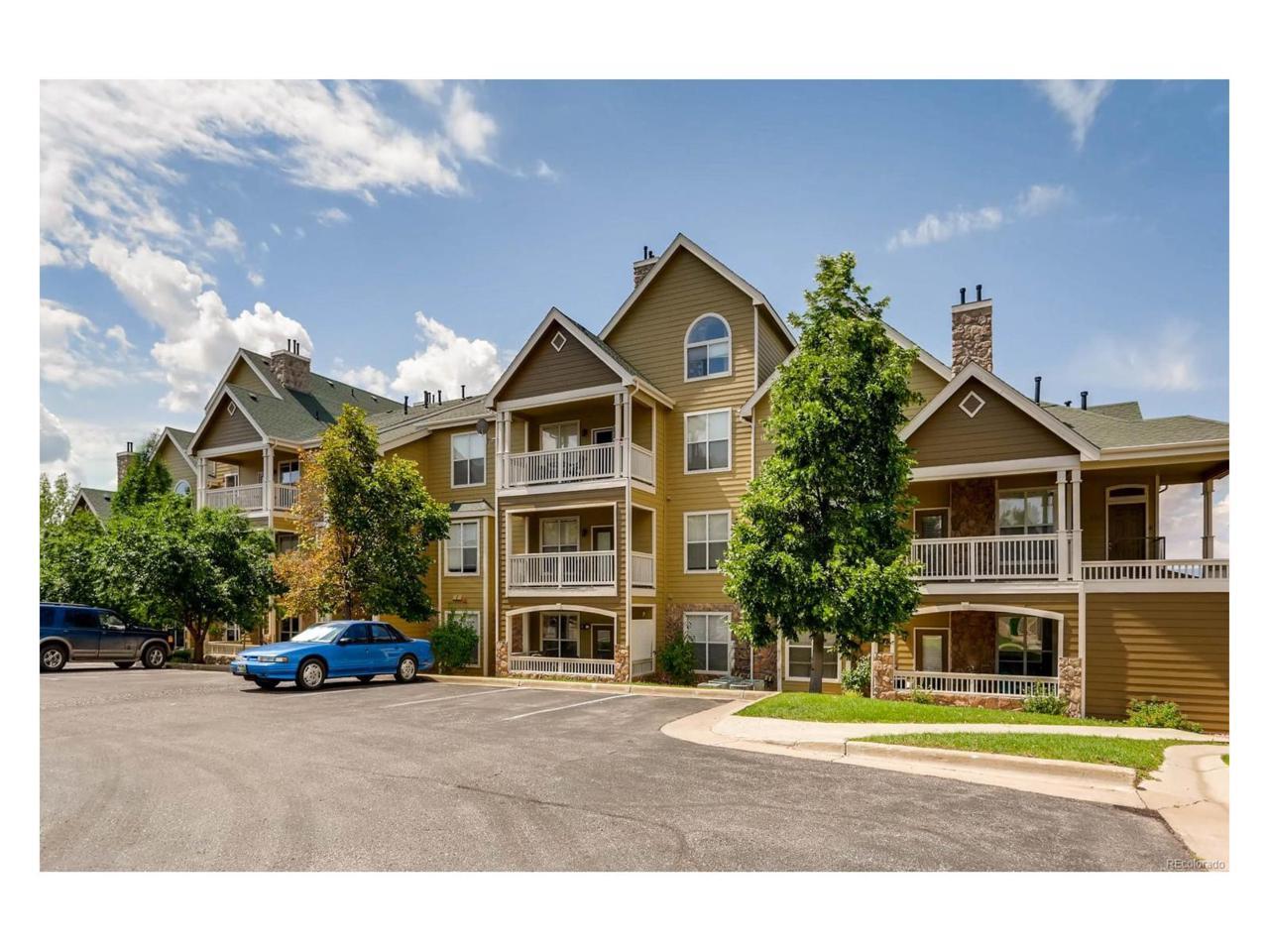 6017 Castlegate Drive F25, Castle Rock, CO 80108 (MLS #2351459) :: 8z Real Estate