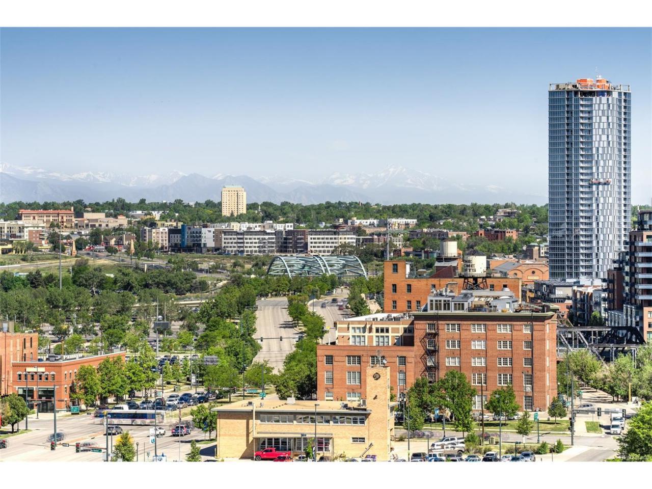 1350 Lawrence Street Pha, Denver, CO 80204 (MLS #2381659) :: 8z Real Estate